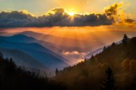 Breathtaking-view-near-a-Great-Smoky-Mountains-National-Park-visitor-center